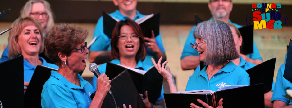 Allegro Community Chorus - Sounds of Summer Concert Series