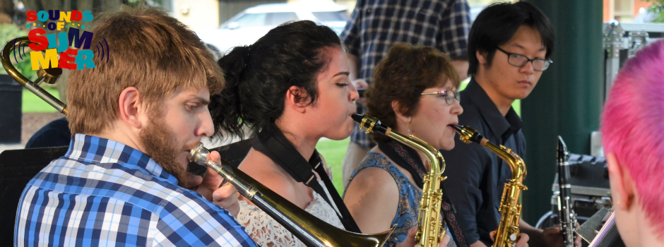 Ken Spurr Youth Jazz Ensemble - Sounds of Summer Concert Series