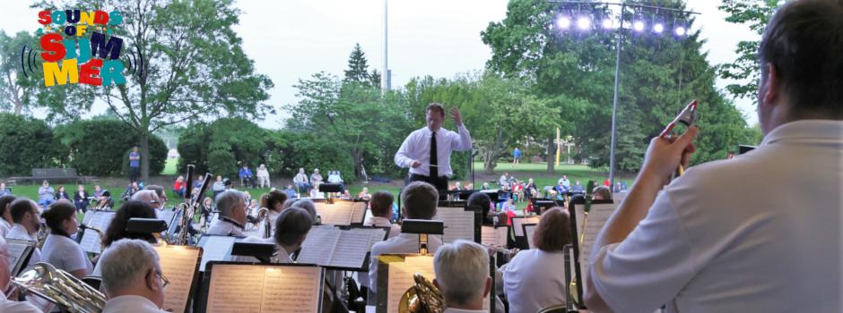 Palatine Concert Band - Sounds of Summer Concert Series