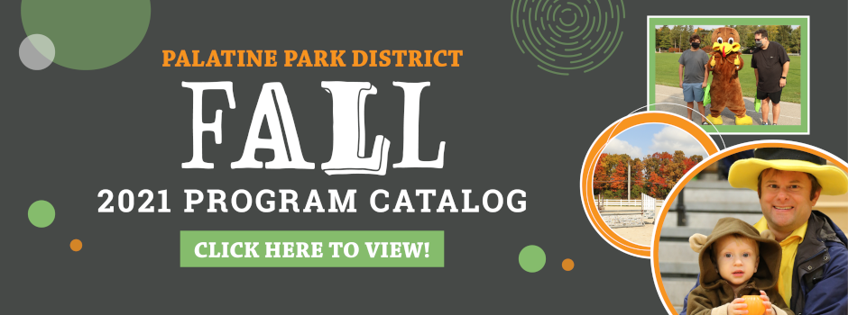 Read Our Fall 2021 Program Catalog Online