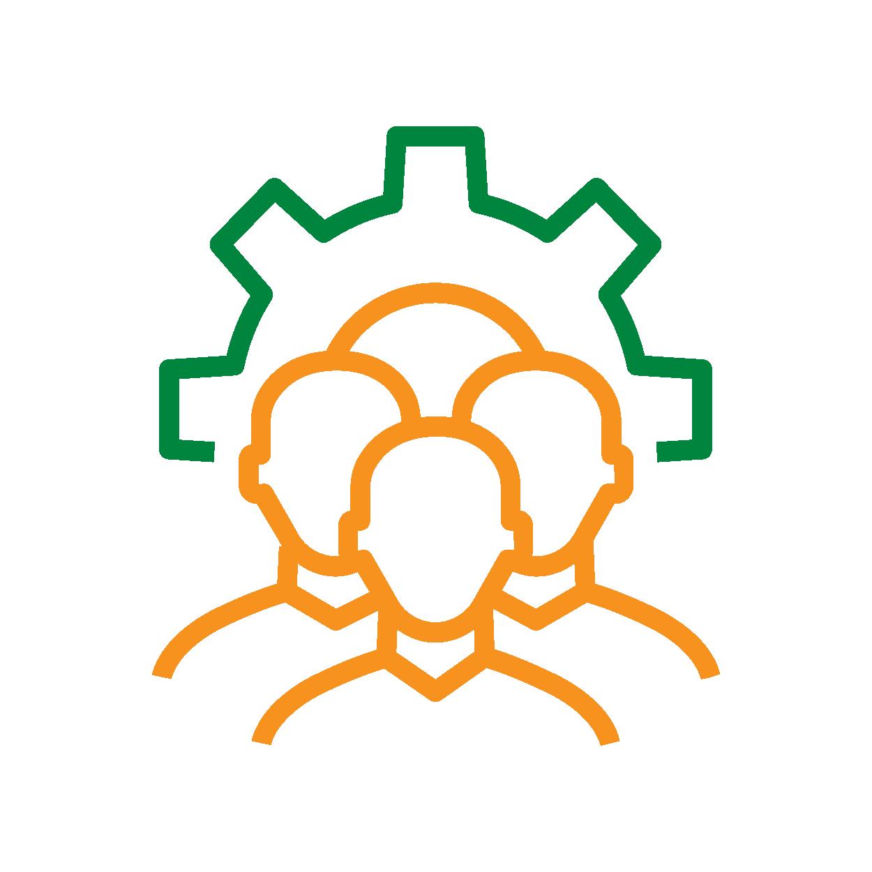 Collaboration Symbol