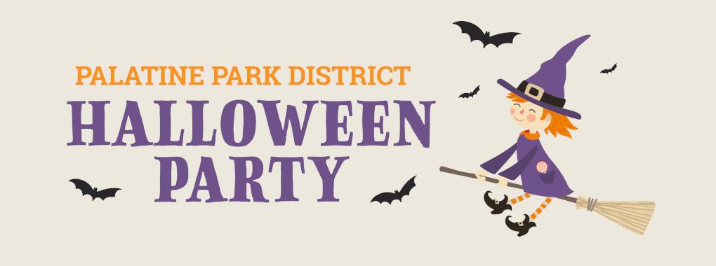 Palatine Park District Halloween Party